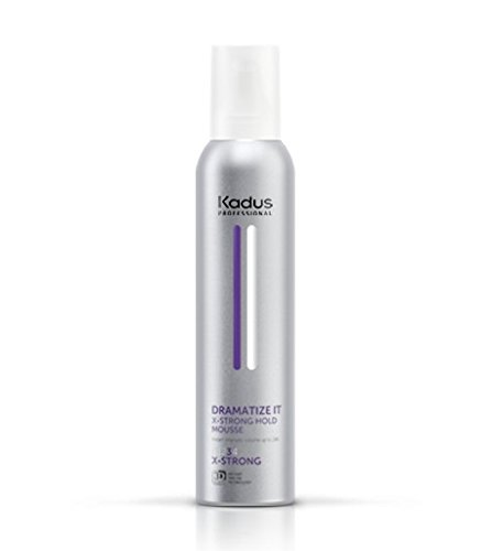 Kadus dramatize it mousse à tenue X-Strong 250 ml