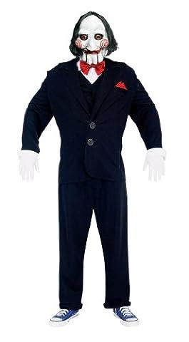 Puppet Costume Homme - Smiffys - Déguisement marionnette