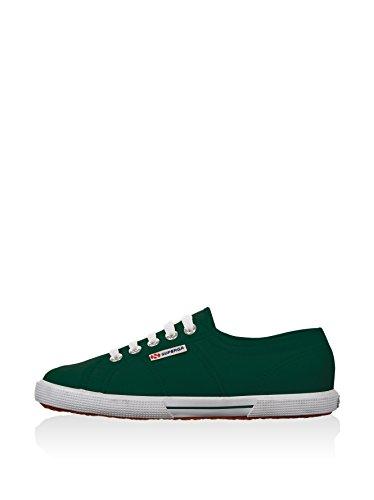 Superga 2950 COTU UnisexErwachsene Sneakers Grün Pine beak  chbg wdf  beak fb3189