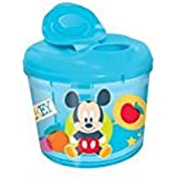 Dispensador de Leche en Polvo Mickey Baby Azul Colour Overlap