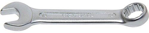 Bgs Clé mixte de clé, extra courte, 12 mm, 1 pièce, 30762