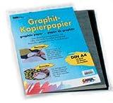 Graphitpapier, 10 Bögen in DIN A4