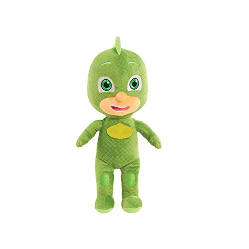 NEW PJ Masks Sing and Talk Plush Gekko