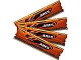 G.Skill Ares Arbeitsspeicher 16GB (1333MHz, 240-polig, CL9, 4X 4GB) DDR3-RAM Kit