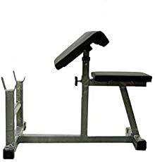 BODY MAXX Adjustable Preacher Curl Bench (BMP360)