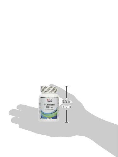 Zein Pharma L-Carnosin Kapseln 500 mg, 60 Kapseln, 1er Pack (1 x 36 g)