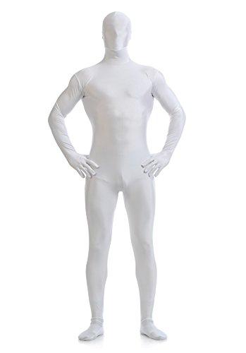 Ovimo Damen Bauchband Gr. xl, (Weiße Kids Morphsuit)