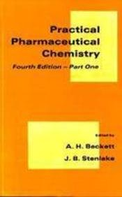 Practical Pharmaceutical Chemistry Part - I: 0