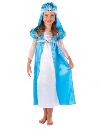 Christys Mary Fancy Kleid Kostüm Alter (Kostüme Mary)