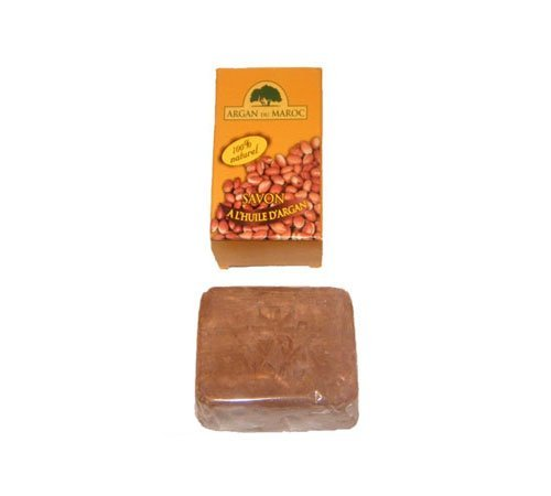 Pastilla de Jabón de Aceite de Argán - Argan du Maroc