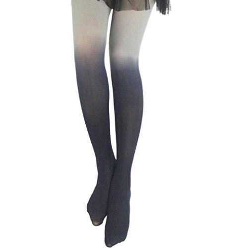 hliche Farbänderung Strumpfhosen Strümpfe Frauen Mädchen Strumpfhosen Leggings Pantyhose (Motocross Mädchen Kostüm)