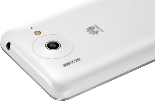 Huawei Ascend G510 - Smartphone libre Android  pantalla 4 5   c  mara 5 Mp  4 GB  Dual-Core 1 2 GHz  512 MB RAM   blanco