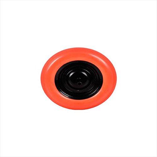 Cofan 09402702 - Rueda carretilla obra impecable con varillas (0,41 m)