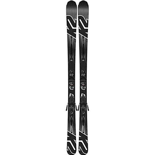 K2 Skis Herren Konic 75 M2 10 Quikclik Set Ski, Black/Anthracite, 170 cm