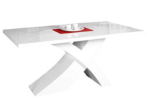 Sedex Nolana Esszimmertisch 200x100cm / Esstisch/Tisch/Massivholz/Hochglanz