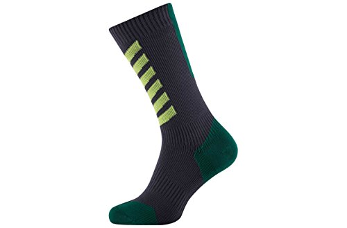 SealSkinz MTB Mid Mid Sock with Hydrostop From Evans Cycles
