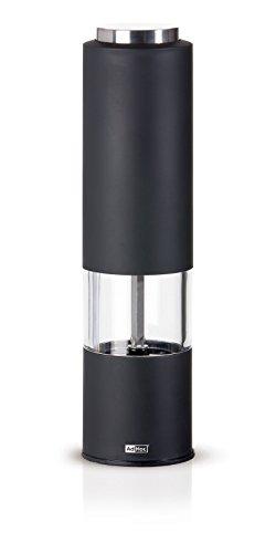 Ad Hoc EP22, Elektrische Pfeffer- oder Salzmühle TROPICA, Schwarz