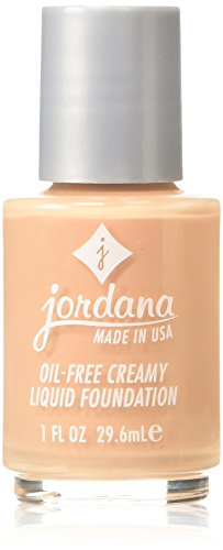 JORDANA Liquid Foundation - Tan