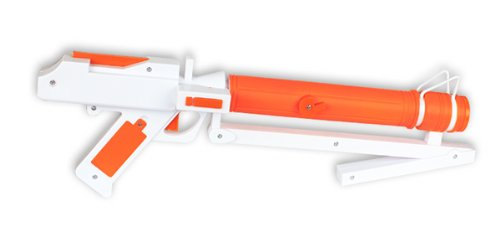 Star Wars The Clone Wars Waffe Clone Trooper Blaster mit (Authentisch Kostüme Stormtrooper)