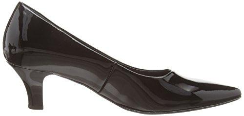 Gabor - Arnica, Scarpe col tacco Donna Nero (Black (Black Patent Ht))