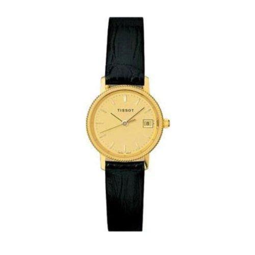 Tissot de mujer reloj de pulsera Oro goldrun T71311421