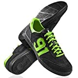 Adidas Performance Hb Spezial, Handball Adulte Mixte Noir (Black 1Running WhiteBlack 1) 43 13 EU (Taille Fabricant : 9 UK)