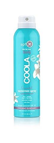 COOLA Sport Classic Sprays SPF 30 Unscented