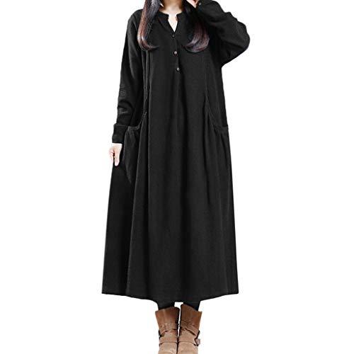 BOLANQ Damen Flapper Kleider Voller Pailletten Retro 1920er Jahre Stil V-Ausschnitt Great Gatsby Motto Party Damen KostüM ()