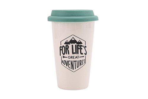 'Per la vita del grande Avventure' Tazza