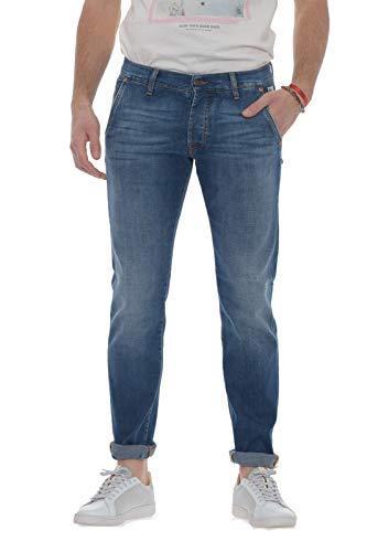 Roy Rogers Jeans Men Elias Elast.Nick-Man Denim Denim-36 (Jean Rogers)