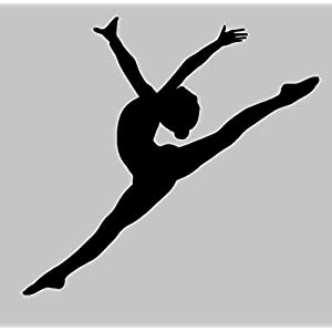 Aufkleber Tanzen Nr. 7