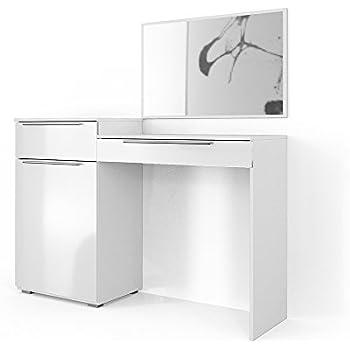 exklusiver sekret r schminktisch narziss weiss tisch. Black Bedroom Furniture Sets. Home Design Ideas