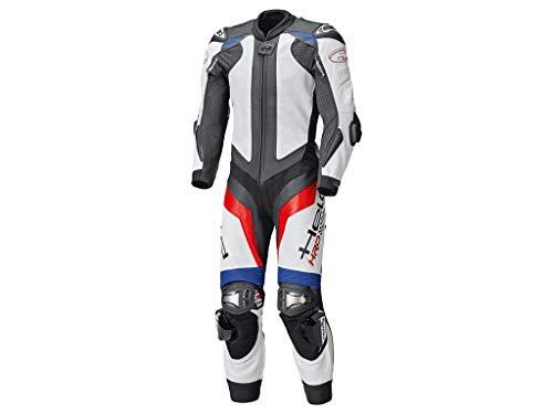 Preisvergleich Produktbild Held Race-Evo II 1-Teiler Motorrad Lederkombi Blau / Weiß / Rot 56