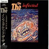 Laser Disc The The Infected Japanese Edition with Obi & Insert 1987 NTSC