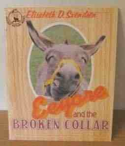 Eeyore and the broken collar