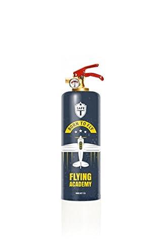 Safe T - Design Fire Extinguisher ABC Powder - TAG