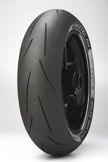 Metzeler racetec.RR Slick K2(RR) 200/60R17–Neumático Moto