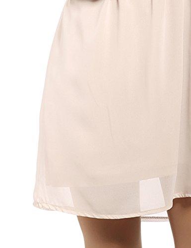 Isabella Roma - LFTN-9981_73, Vestito da donna Beige