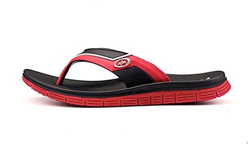 Schuhe Männer Flip-flops 2019 Sommer Mode Casual Männer Sandalen Indoor Outdoor-flip-flops Für Strand Den Menschen In Ihrem TäGlichen Leben Mehr Komfort Bringen Herrenschuhe