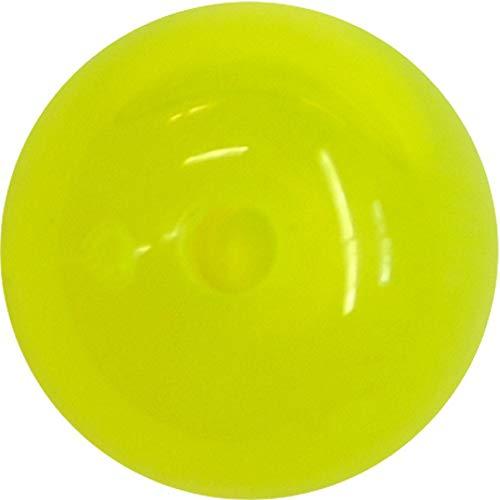 Brad's Roe Perlen, Chartreuse 12mm 15ct, Hellgrün, 12mm - 12 Mm Brad