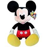 Simba 6315878712 Disney La Casa de Mickey - Peluche de Mickey básico (80 cm)