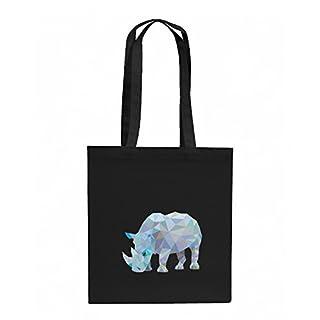 TEXLAB Poly Rhino - Stoffbeutel, schwarz