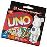 BE @ RBRICK UNO (TM) CARD GAME (japan import) by Medicom Toy