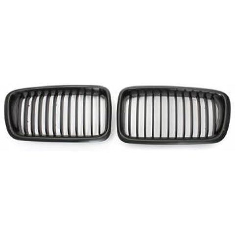 [Spedizione gratuita 7~12 giorni] coppia anteriore griglie renali griglie bmw e38 7 serie 95-01 // Pair Front Kidney Grills Grilles For BMW E38 7 Series 95-01