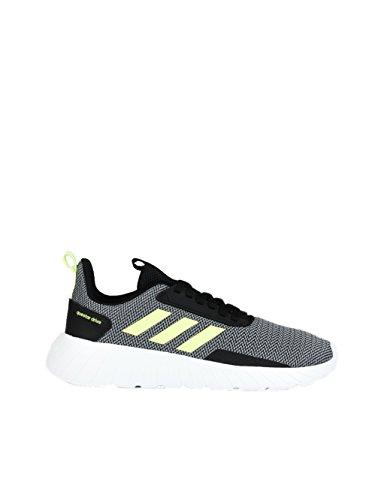 brand new b8a65 d25e1 adidas Unisex-Kinder Questar Drive Sneaker, Schwarz (Core BlackSolar  Yellow