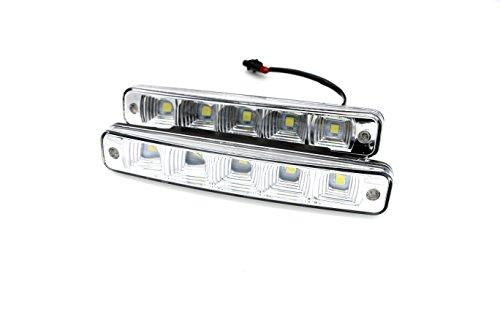 LED Tagfahrlicht einer Position Licht dimmbar 12V - Titan Nissan Motor