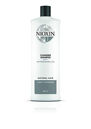 Nioxin System 1 Cleanser, 1 L