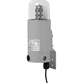 FHF Funke + Huster–Widerstand 2236070285–265V AC ständigen rotes Licht