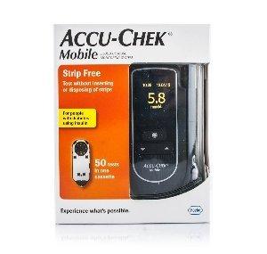 Preisvergleich Produktbild Accu-chek Mobile Mg / dl Iigen