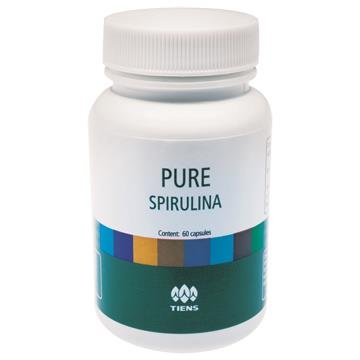 PURE Spirulina Capsules from Tiens